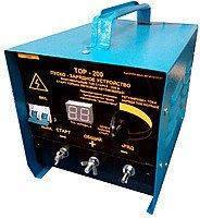 Промислове пуско зарядний пристрій для АКБ ТОР-200 ПЗУ