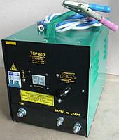 Промислове пуско зарядний пристрій для АКБ ТОР 400 ПЗУ (12 / 24 В)