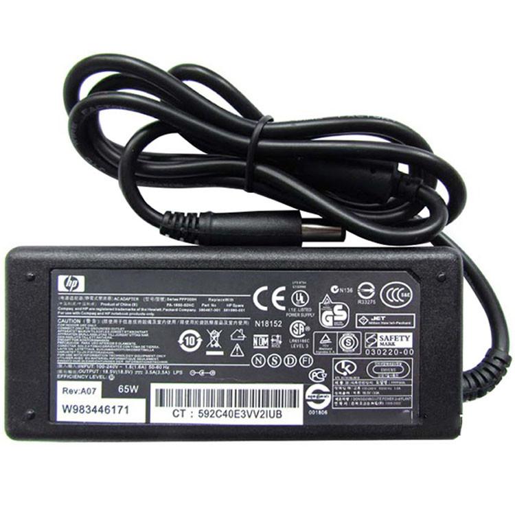 Блок питания для ноутбука HP 65w 4.8х1.7 зарядка зарядное устройство для ноута hp адаптер