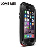 Чехол Love Mei PoverFul для iPhone 6S