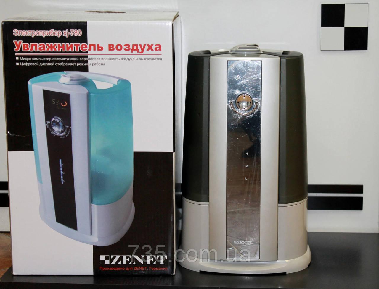 Увлажнитель воздуха для частного дома ZENET XJ-780
