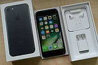 Новый Apple Iphone 7 128Gb Black Neverlock Оригинал! , фото 1