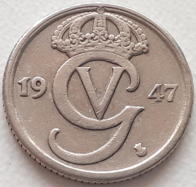 Швеція 10 ері 1947