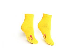 Шкарпетки SOI Спорт 23-25р. жовтий (12 пар)