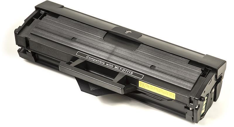 Картридж PowerPlant (PP-MLT-D111S) Samsung SL-M2020/2070/2070FW Black (аналог MLT-D111S)