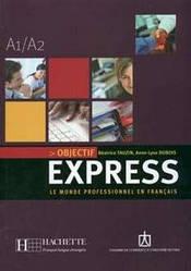 Objectif Express 1 Livre de l'élève avec CD audio