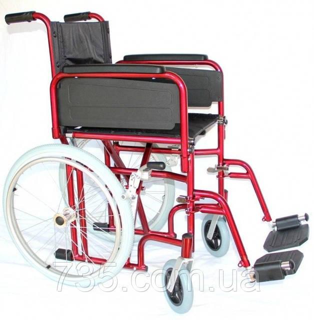 Комнатная инвалидная коляска для узких проёмов SLIM OSD-NPR20-40