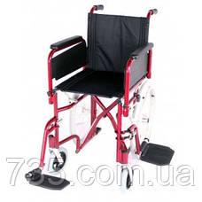 Комнатная инвалидная коляска для узких проёмов SLIM OSD-NPR20-40, фото 3
