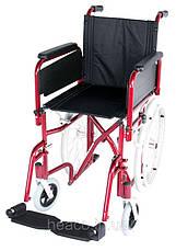 Комнатная инвалидная коляска для узких проёмов SLIM OSD-NPR20-40, фото 2