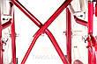 Комнатная инвалидная коляска для узких проёмов SLIM OSD-NPR20-40, фото 4