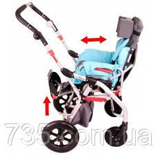 Реабилитационная детская коляска Rehab Buggy OSD RE-MK2200, фото 3