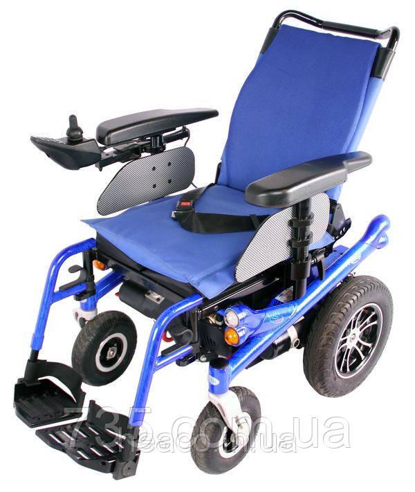 Инвалидная коляска с электроприводом «ROCKET III» OSD-ROCKET