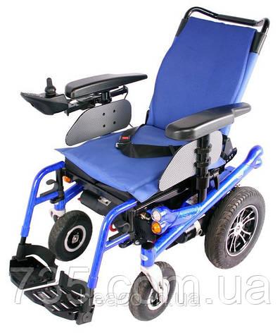 Инвалидная коляска с электроприводом «ROCKET III» OSD-ROCKET, фото 2