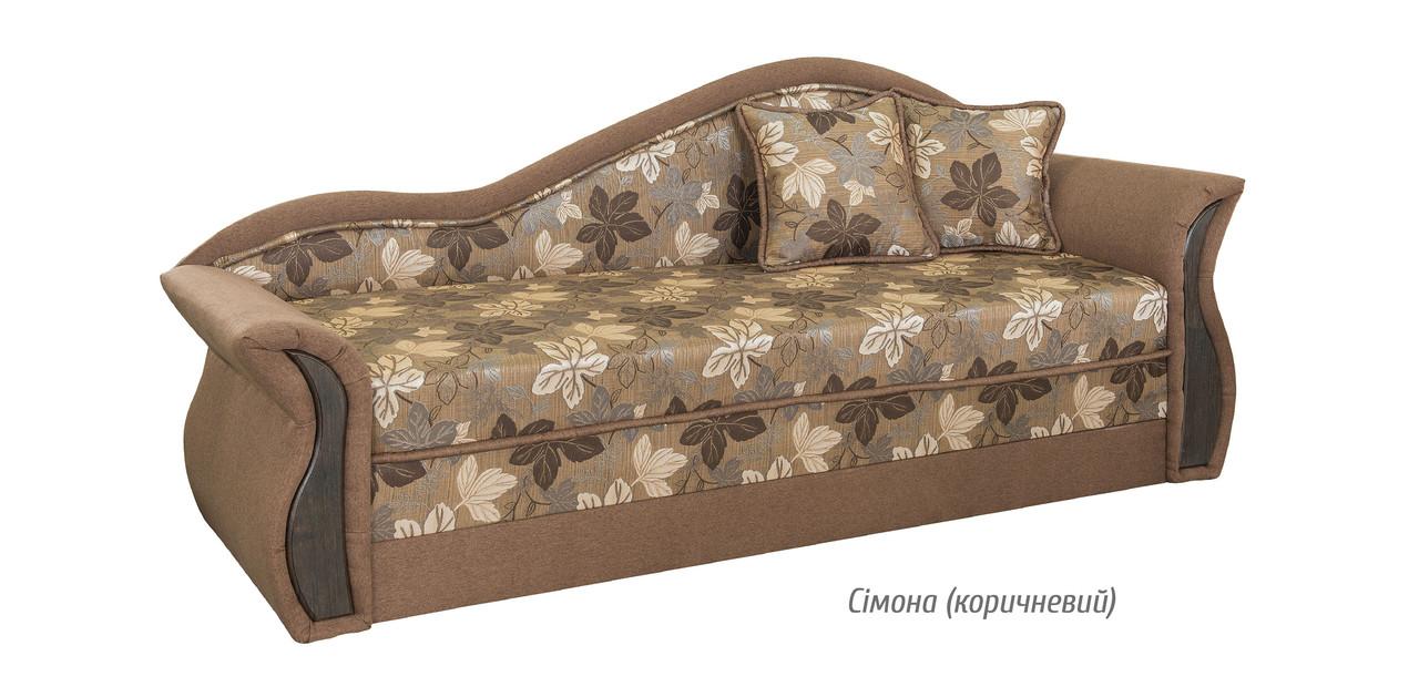 """Софа """"Фокус"""" від Мебель Сервіс (тканини Сімона, Бостон Торонто, Паджеро)"""