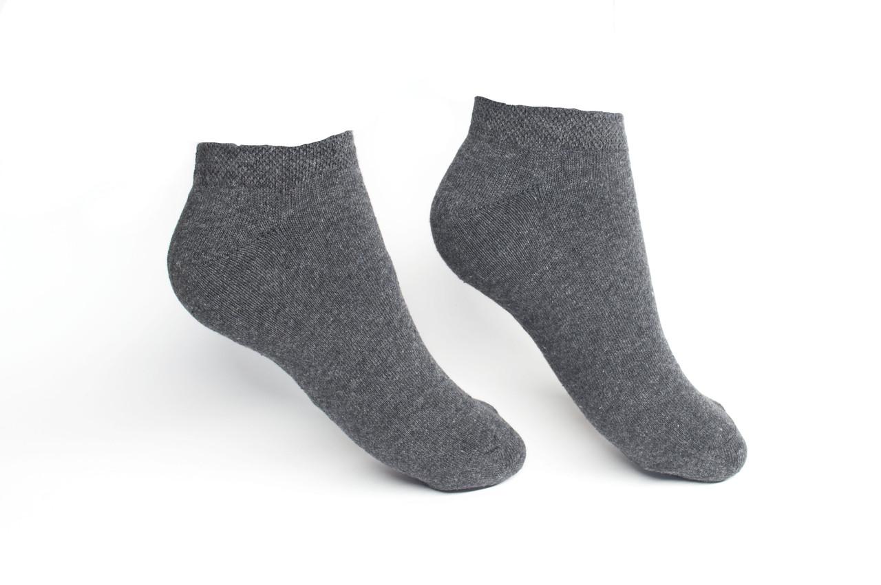 Шкарпетки короткі жіночі Слід 23-25 р. (36-40)