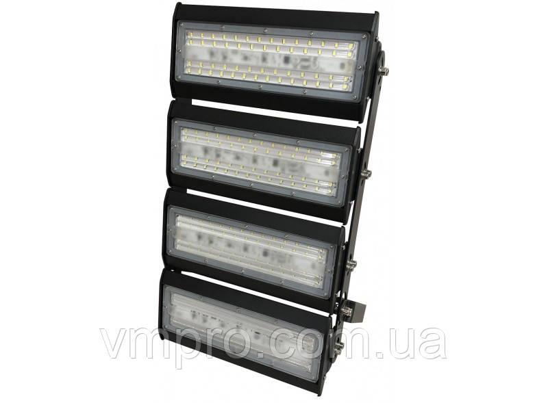 Прожектор секционный Luxel LED 200W 6500K, (LX-200C 200W)