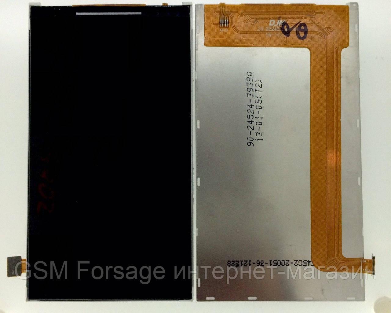 Дисплей Fly IQ4402 Era Style 1