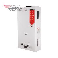 Колонка газовая дымоходная Aquatronic JSD20-A08 (10 л. белая)