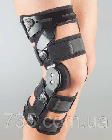 Ортез на колено Aurafix 170 с шарнирами, фото 2