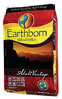 Earthborn (Эрсборн) Holistic Adult Vantage корм с курицей и белой рыбой для взрослых собак всех пород, 12кг, фото 1