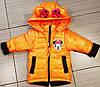 Легкую куртку жилетку на девочку с Микки Маусом яркую, фото 4