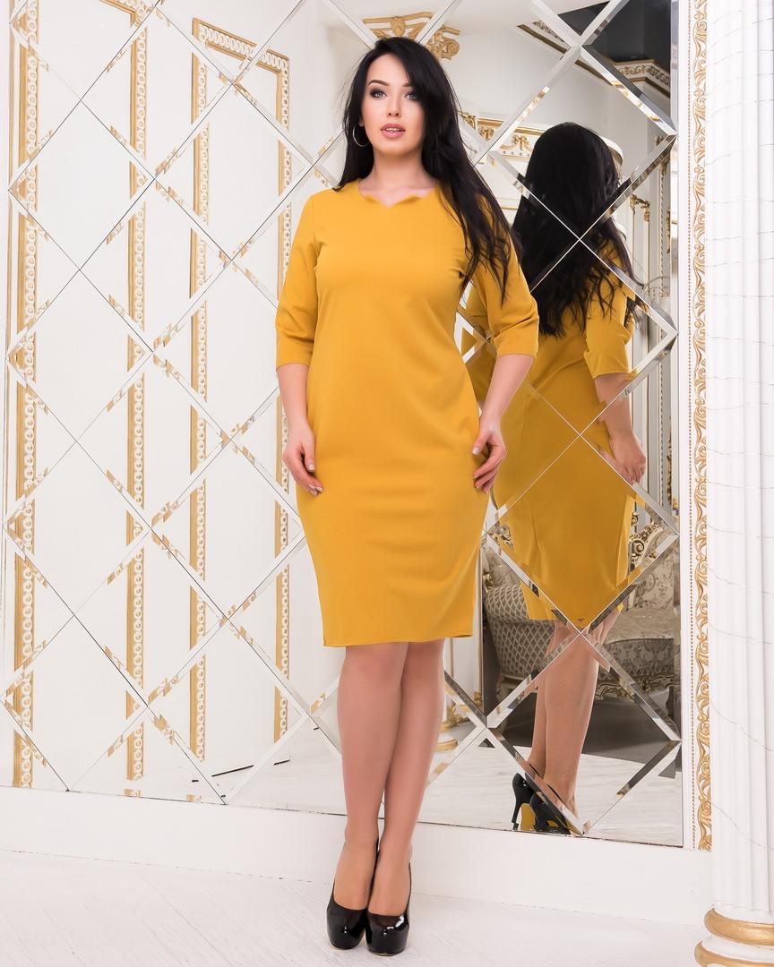 Женское модное платье ВИ099(бат)
