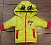 Легкую куртку жилетку на девочку с Микки Маусом яркую, фото 8