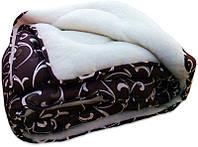Хутряна ковдра з овечої вовни 175 х 210