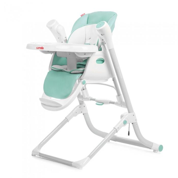 Детский стульчик для кормления CARRELLO Triumph / Mint Green