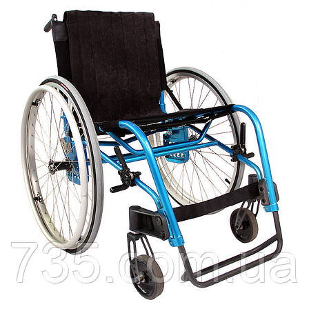 Инвалидная коляска активного типа Etac Act OSD (Италия), фото 2