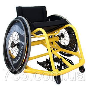 Инвалидная коляска Colours Hammer OSD (Италия), фото 2