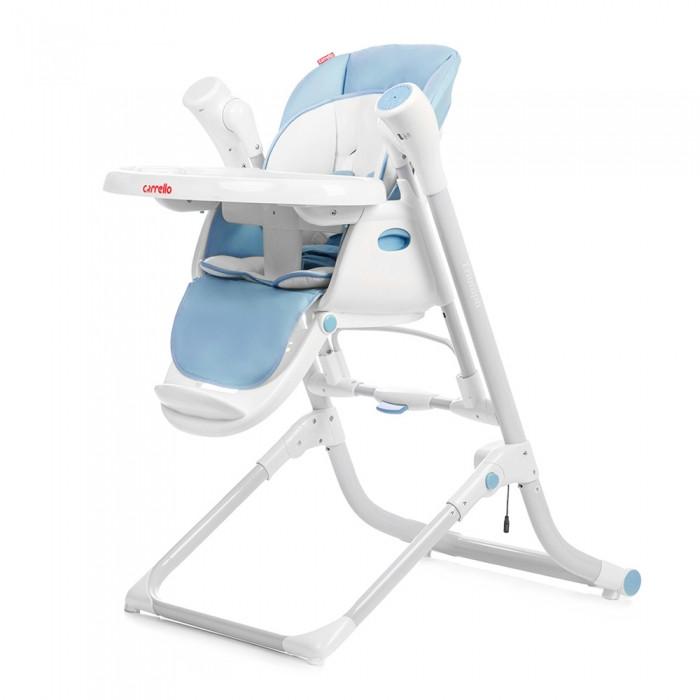Детский стульчик для кормления CARRELLO Triumph / Angelic Blue
