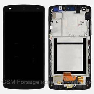 Дисплей LG Nexus 5 D820 / D821 complete Black with frame
