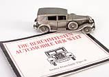 Модель автомобіля, Isotta Fraschini, мініатюра, олово, Franklin Mint, Малайзія, фото 8