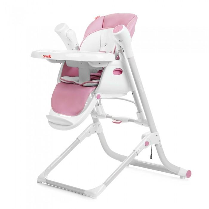 Детский стульчик для кормления CARRELLO Triumph / Taffy Pink