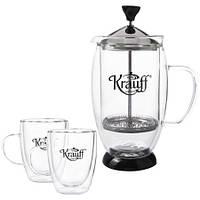 Набір чайний Krauff 26-177-025 3 предмета