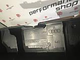 Кронштейн заднього бампера центральний Audi Q7 4M 4M0807458, фото 3