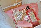 """Подарок для любимой, девушки, женщины - набор """"Розовое счастье"""", фото 2"""