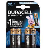 Батарейка DURACELL LR6 MX1500 Turbo Max (4 шт. в блист.)