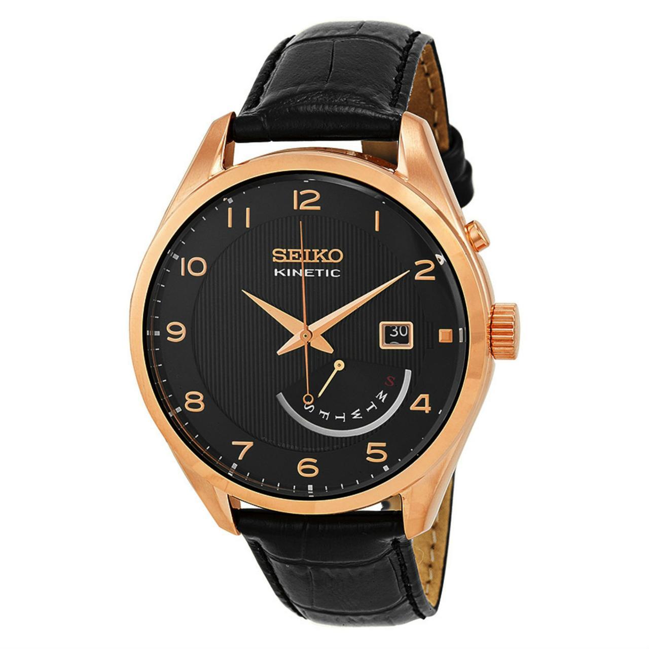Часы Seiko SRN054P1 Kinetic
