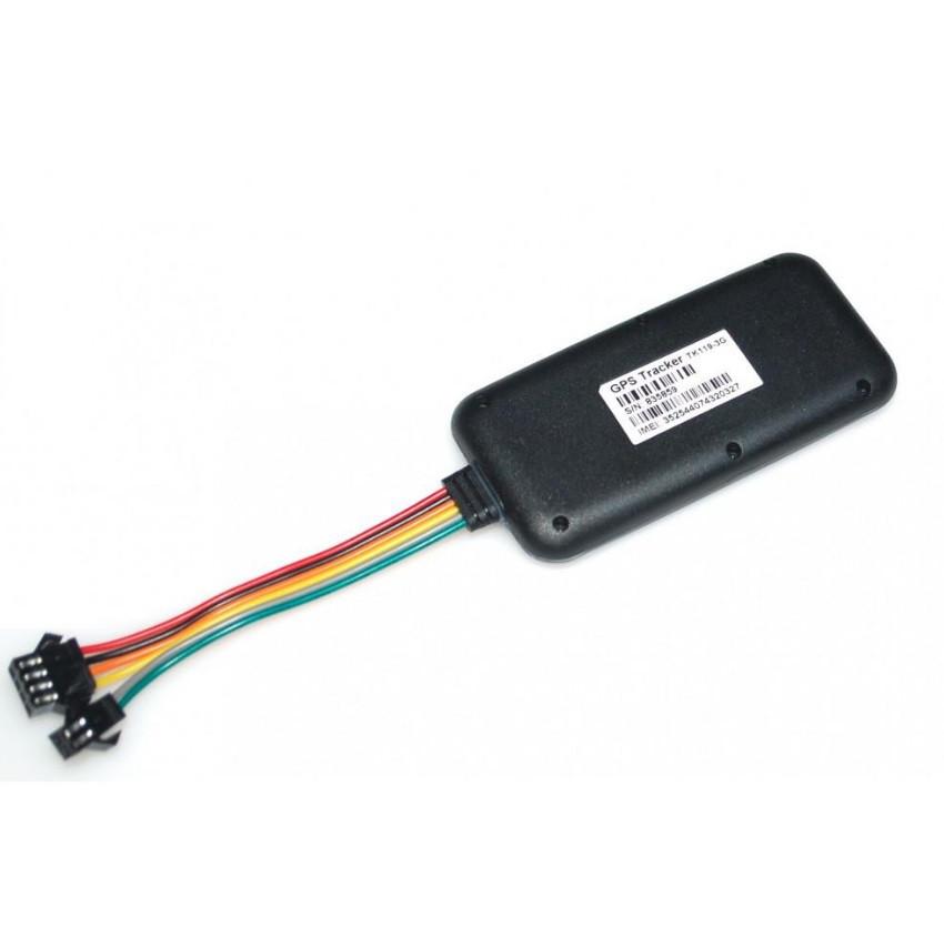 Компактный Трекер GPS QuikTrak TK119-3G (Работает по всему миру!!!)