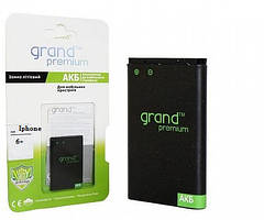 """Аккумуляторная батарея (АКБ)для iPhone 6+. """"Grand Premium"""""""