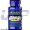 Puritan's Pride Melatonin мелатонин 3мг для нормализации сна и циркадных ритмов для крепкого сна снотворное