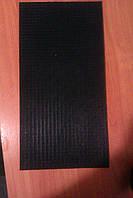 Полиуретан для обуви EXTRA LUX 200*400 т. 6,0 мм. черн.