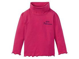 Гольф для девочки ярко-розовый Lupilu (Германия) р.98/104