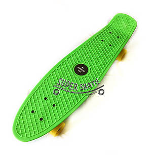 Скейт Пенни борд Penny Board Nickel 27 Green - Салатовий 68 см пенни борд никель, фото 2