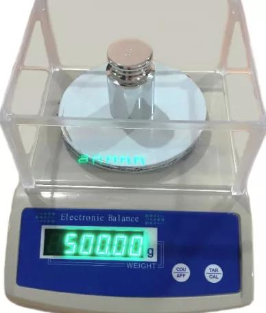 Весы лабораторные электронные ПРОК ВЛ-600 (600 г, 0.01 г)