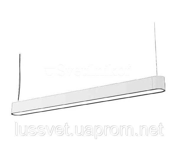 Лінійний підвісний світильник Nowodvorski 9547 SOFT WHITE 1250mm