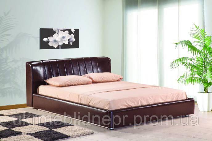 Кровать Релакс MW1800 (Темно коричневая), Embawood