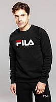Тёплый спортивный костюм Fila, фила, фото 1